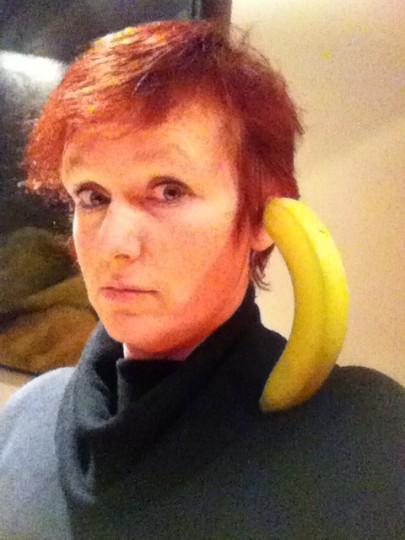 Selfie-banaan